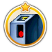 The ticket gate 1 icon