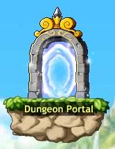Dungeon portal