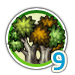 Mid forest 9 icon