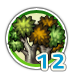 Mid forest 12 icon