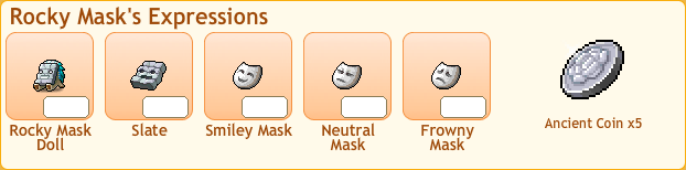 Rocky Mask Collection