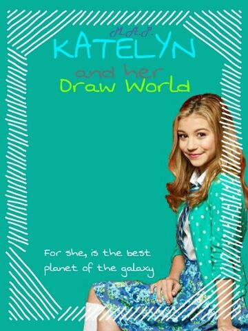 File:Katelyn and her Draw World poster.jpg