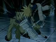 Ginta fighting Ian