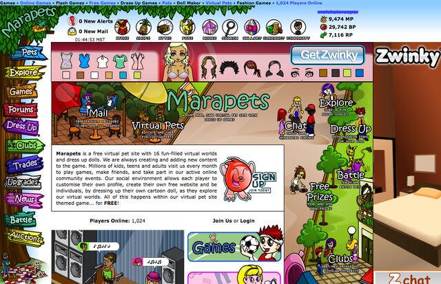 File:MarapetsHomepageJuly2009.jpg