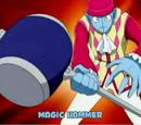 Martillo mágico