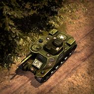 REP M3Lee 3DPortrait ArmyGreen