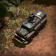 CAR AssaultBus 3DPortrait Amazon