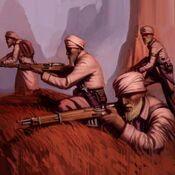 Sikh Troops
