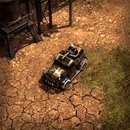 WAR Technical 3DPortrait Zulu
