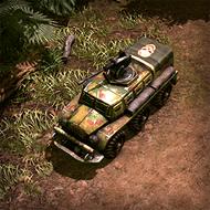 CAR AssaultBus 3DPortrait Base