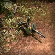 CAR ATgun 3DPortrait Amazon