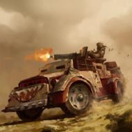 WAR Technical Portrait