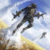 Jump Troops