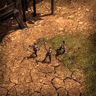 WAR BeastMaster 3DPortrait Nomad