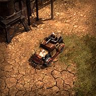 WAR Technical 3DPortrait Base