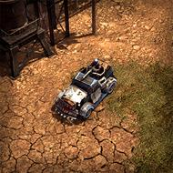 WAR Technical 3DPortrait Nomad