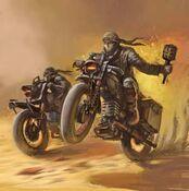 Biker Bombers
