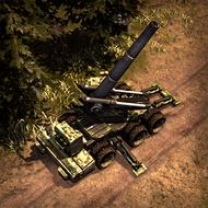 REP Howitzer 3DPortrait MacArthur