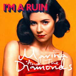 I'm a Ruin single artwork