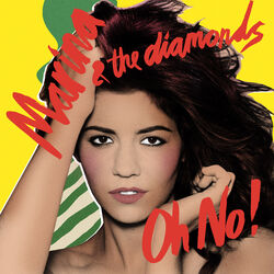 Oh No! single artwork