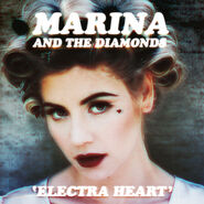 Electra Heart album artwork