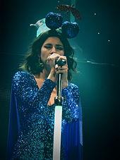 Marina and the Diamonds, Roundhouse, London (Neon Nature Tour) 03