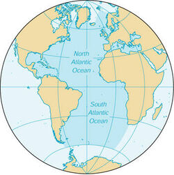 Atlantic-map
