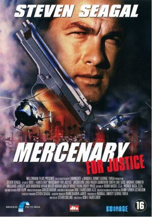 Mercenary for Justice Movie Poster