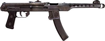 PPSh-43-Submachine-Gun