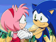 Sonic and amy ep9