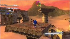 Sonic the Hedgehog 2006 Dusty Desert (Sonic) 1080 HD