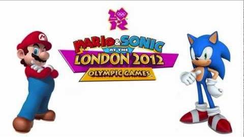 Sonic Heroes Grand Metropolis (music) - Mario & Sonic at the London 2012 Olympic Games