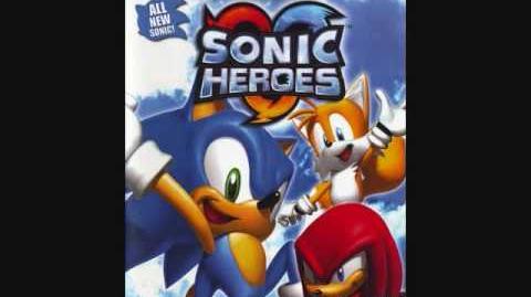 Sonic Heroes - Rail Canyon (Looped)