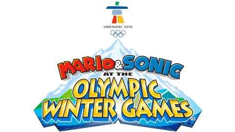 Dream Alpine (Seaside Hill) - Mario & Sonic at the Olympic Winter Games (Wii) Music Extended