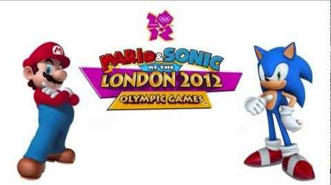 Sonic Adventure Windy Valley (music) - Mario & Sonic at the London 2012 Olympic Games