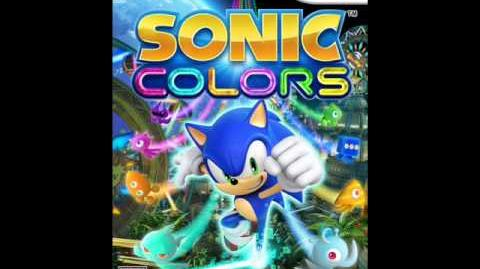 Game Land 2 (Sonic Simulator - Sweet Mountain) (from Sonic Colors)