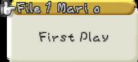 File Select (Paper Mario)