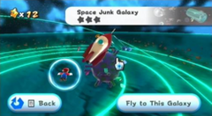 Space Junk Galaxy