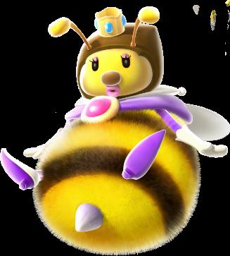 Reine des abeilles wiki mario fandom powered by wikia - Personnage mario kart 7 ...