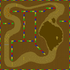 SNES Choco Island 2