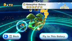 Honeyhive Galaxy