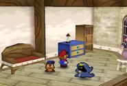 Merlow's Room (Paper Mario)