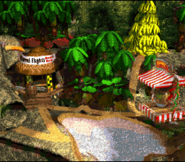 Kongo Jungle Second Half (Donkey Kong Country)