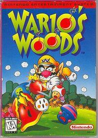 Wario's Woods NES
