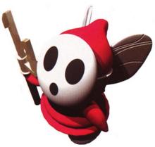 Beezo Art (Super Mario RPG)