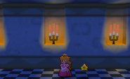 Princess Peach In The Secret Path (Paper Mario)
