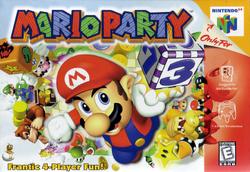 Mario Party (North American cover)