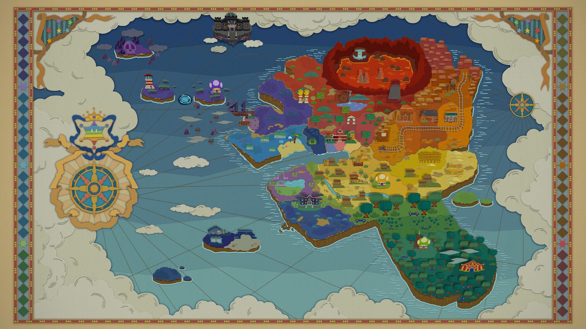 Paper Mario Color Splash Super Mario Wiki Fandom