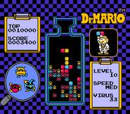 DrMarioGameplay
