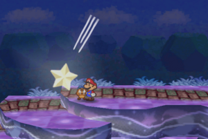 Path to Shooting Star Summit (Paper Mario)